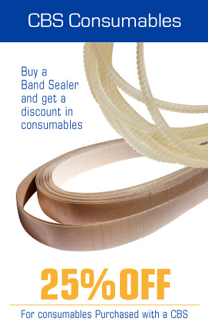 25% off in CBS Consumables