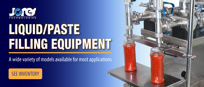 Liquid/Paste Filling Equipment
