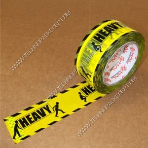 HEAVY PRINTED TAPE