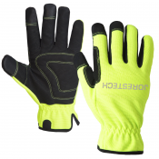 JORESTECH® High Visibility Safety Touch Screen Technology Multipurpose Work Gloves  (S-GM-004-LHV)