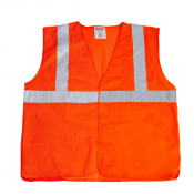JORESTECH® ANSI/ISEA 107-2015, Class 2 Type R, One Pocket Mesh Safety Vest (S-VL-02)