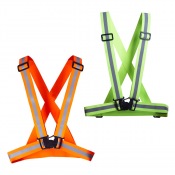 JORESTECH® High Visibility Suspender Safety Vest (S-VL-06)
