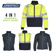 S-JK-04 Reversible Safety Jacket