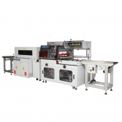 High Speed Automatic Shrink Wrapping Machine - model Sideseal-5545 by JORESTECH®