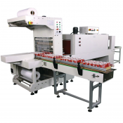 Sleeve Wrap and Tunnel Shrink Systems
