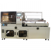 Complete High Speed Automatic Shrink Wrapping Machine for large item - model SIDESEAL-7100 by JORESTECH®