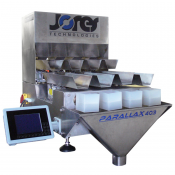 Jorestech Parallax 403 Four Head Linear Weigher