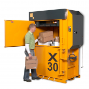 X30 HD Low Profile Vertical Baler