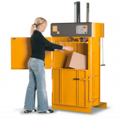 B3 Small Footprint  Vertical Baler