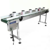 "Motorized Conveyor Belt 12"" X 82"" model CONVEYOR-BELT-82 by JORESTECH®"