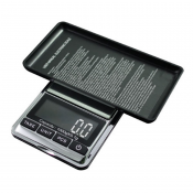 AWS CHROME-1KG Digital Pocket Scale 1000g x 0.1g