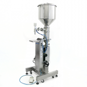 High Viscosity Piston Filler for Liquids and Creams