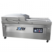 JORESTECH VAC-820FD Hi-Capacity Dual Chamber Vacuum Packaging Machine