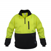 JORESTECH™ High Visibility Sweatshirt With Hoodie (S-SW-04)