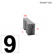 Type Number (9)