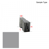 Type Spacer (Blank)