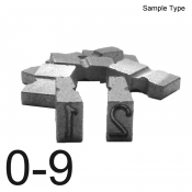 Type Number Set (0-9)