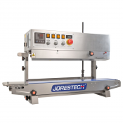 JORESTECH™ Digital Stainless-Steel Continuous Band Sealer with Dual-Orientation System - Left to Right (E-CBS-800I LF-RG)