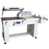"JORESTECH® 21"" x 18"" L Type Sealer With Conveyor (E-L-5045H)"
