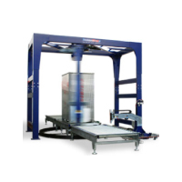 High Speed Automatic Stretch Wrapping Systems