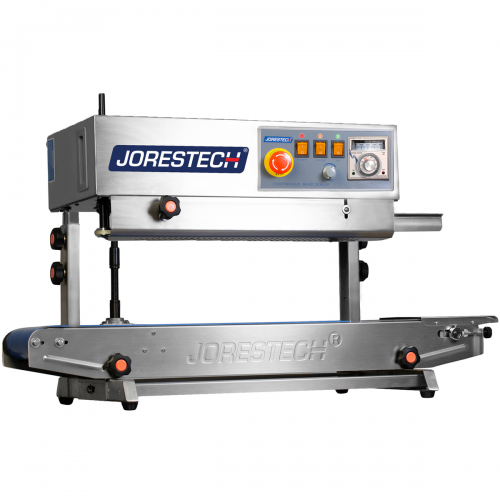 Continuous Band Sealer Horizontal / Vertical Analog Stainless Steel 220 Volts Model CBS-730-220 by JORESTECH®
