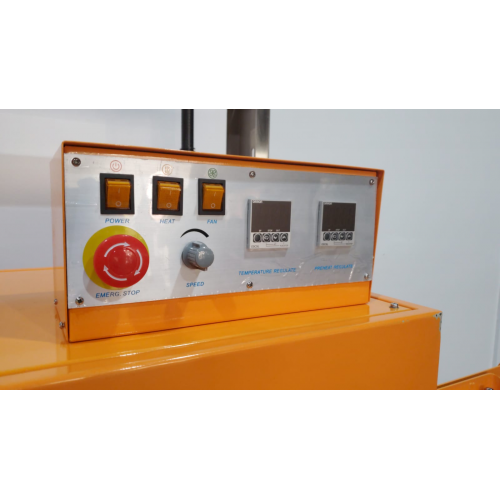Vertical Continuous Band Sealer CBS-2010 Control Panel