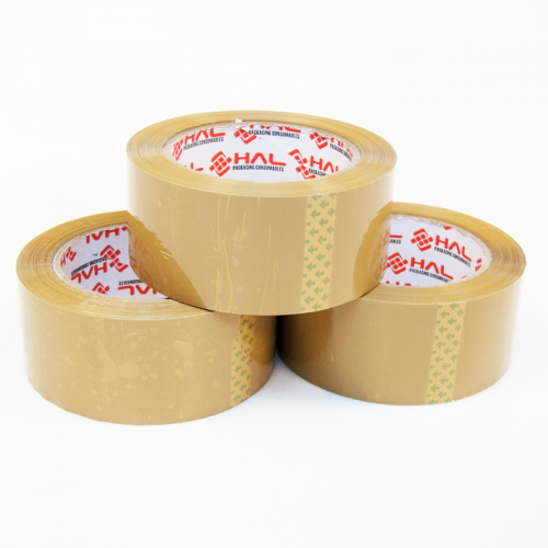 C-HAL-TAPE-100mtx48mm Tan