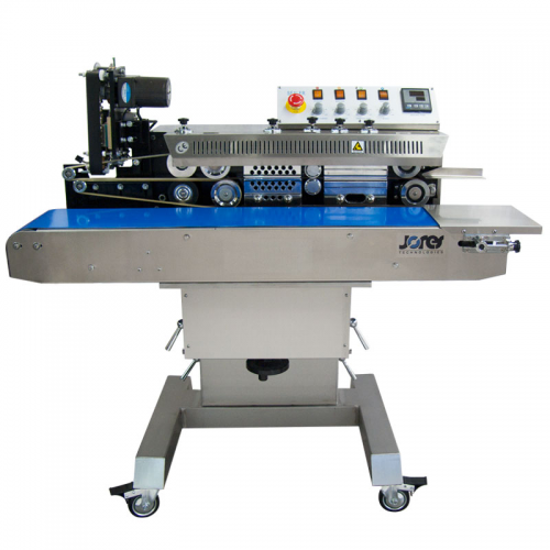 Continuous Band Sealer Digital Stainless Steel with Coder and Counter Model CBS-1000I by JORESTECH®