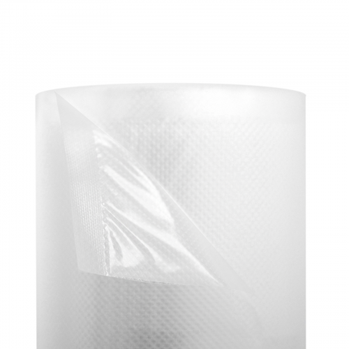 JORESTECH® 8 Inches x 50 Feet - Embossed/Clear Vacuum Rolls for Vacuum Sealers and Food Storage (C-VAC-08x50-ROLL-C)