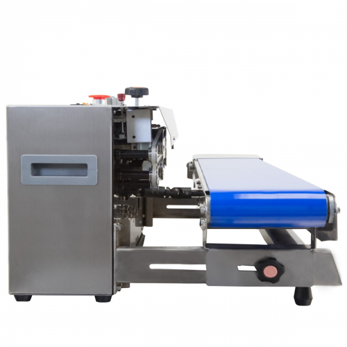 JORESTECH® Digital Stainless-Steel Continuous Band Sealer with Dual-Orientation System (E-CBS-800I)