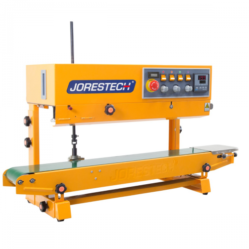 Continuous Band Sealer Horizontal / Vertical Digital Model CBS-800 by JORESTECH®