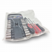 "Embossed Commercial Grade Vacuum Bags 6"" x 10"" - 100 Units (C-VAC-06x10-EM) - With tools"