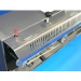 Horizontal Stainless Steel Continuous Band Sealer CBS-900CI
